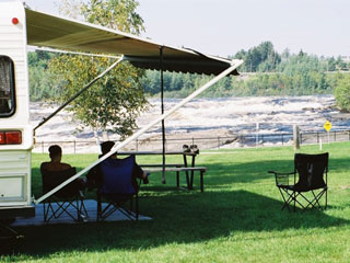 Campings saguenay lac saint jean for Camping jardin de mon pere