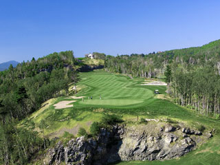 Club de golf du Fairmont Le Manoir Richelieu