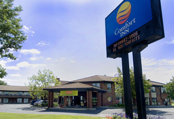 Comfort Inn Brossard Par Journey's End