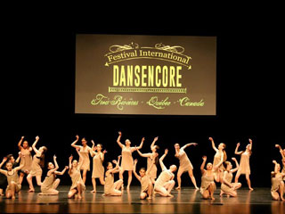 Festival International de Danse Encore