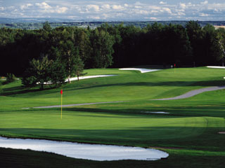 Golf Le Grand Vallon Mont-Sainte-Anne