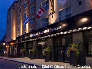 Hotel Chateau Laurier Vieux Quebec