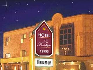 photo hotel de prestige montreal