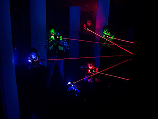 Laser Tag Invasion Granby