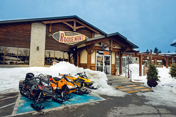 Microbrasserie Le Roquemont