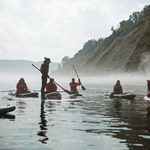 Sup Exploration, Tadoussac