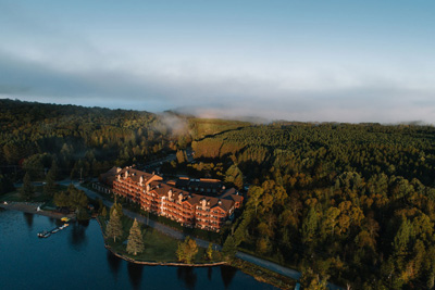 Évadez-vous au Grand Lodge Mont-Tremblant!