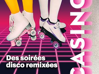 Des soirées disco remixées aux casinos du Québec