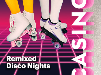 Remixed disco nights!