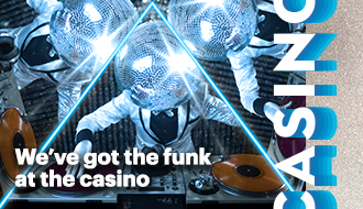 Get the funk at Quebec's Casinos!