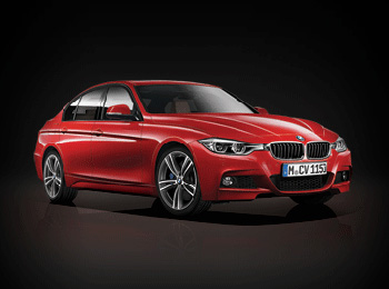 Vous pourriez gagner une BMW 320i xDrive