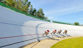 Vélodrome, crédit photo : Centre