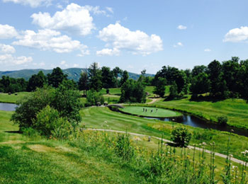 Photo: Golf Mont-Gabriel