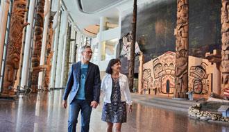 Le Musée canadien de l'histoire n'est qu'un des extraordinaires attraits sur les Chemins d'eau